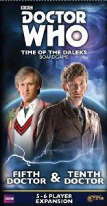 Doctor Who : Time of the Daleks - Fifth Doctor and Tenth Doctor Expansion